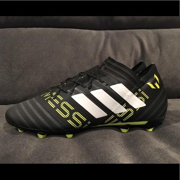 c53678b478c7 Adidas Nemeziz Messi 17.2 Firm Ground Cleats 11